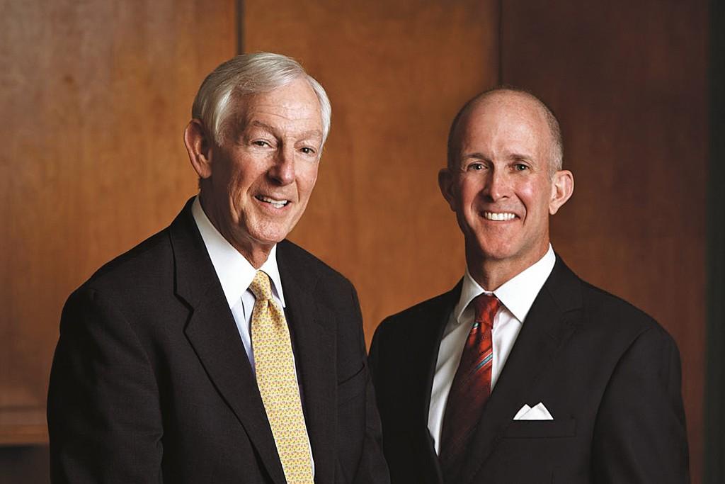 J. Hicks Lanier and Thomas Chubb