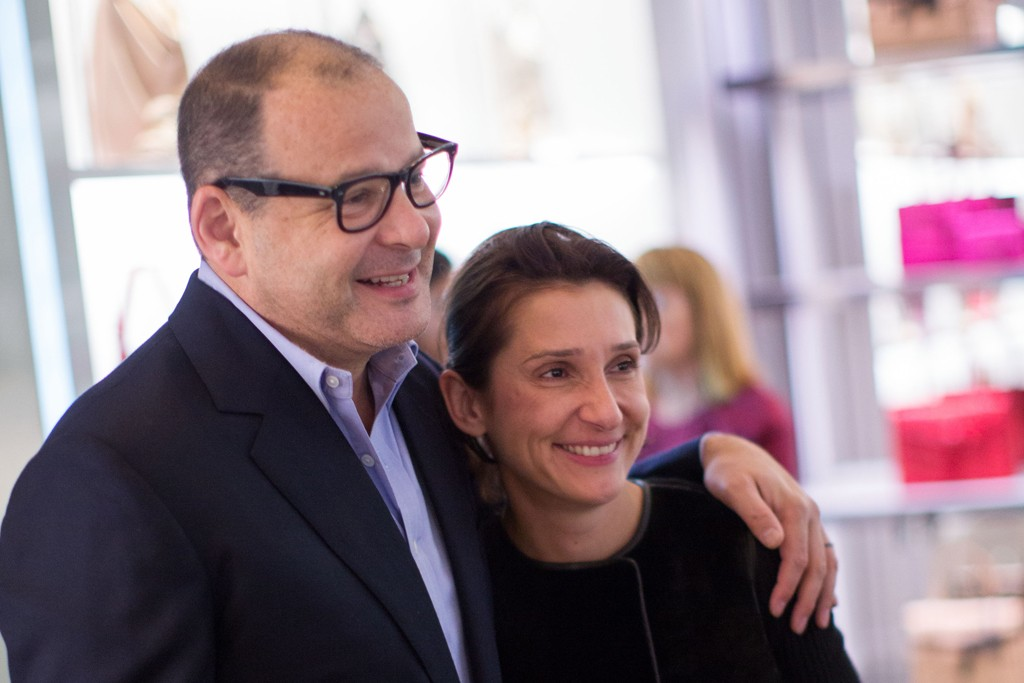 Reed and Delphine Krakoff