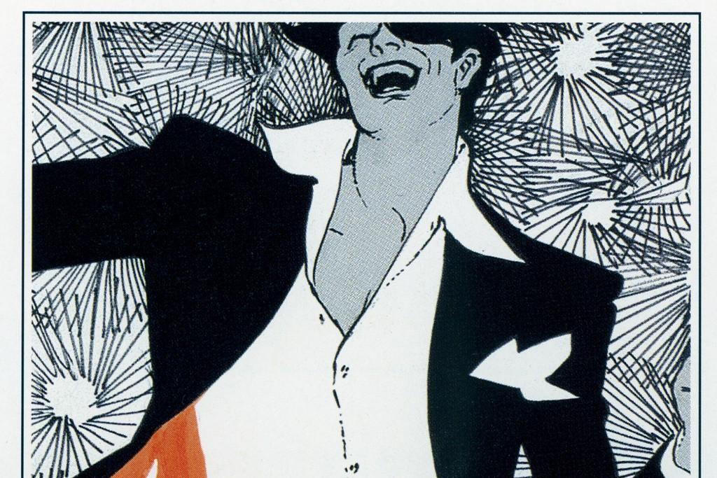 A René Gruau illustration.