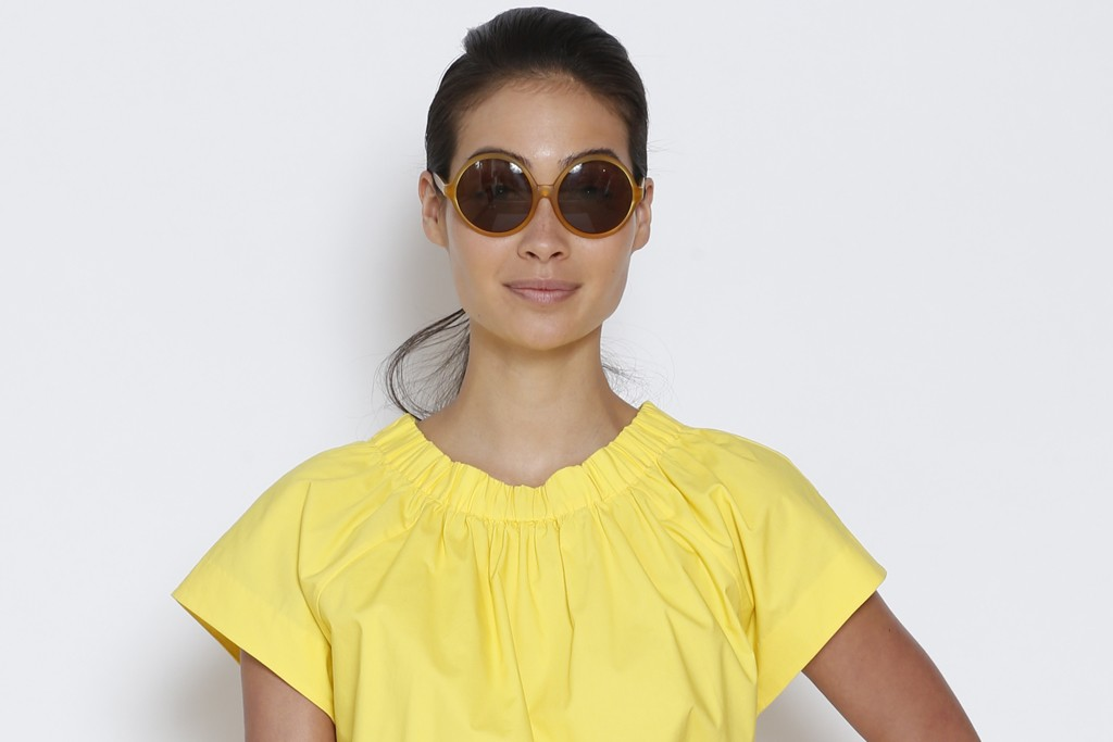 A look from Kate Spade Saturday.