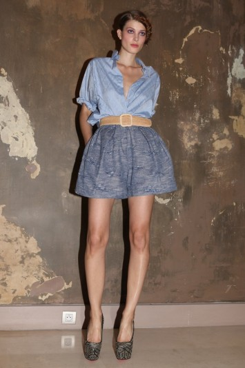 Thierry Colson RTW Spring 2013