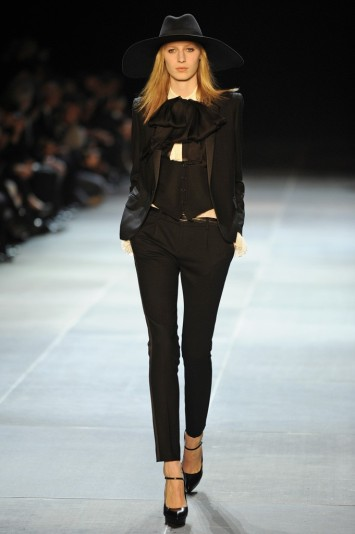 Saint Laurent RTW Spring 2013