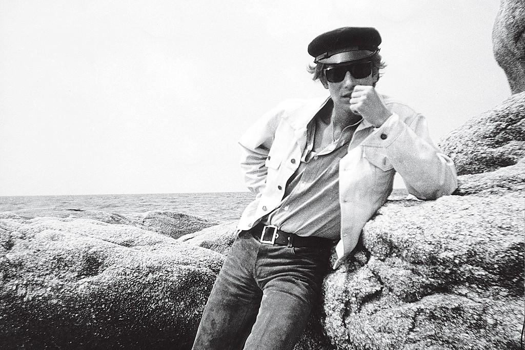 Saint Laurent, circa 1966.