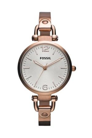 "Fossil's ""Georgia"" watch."