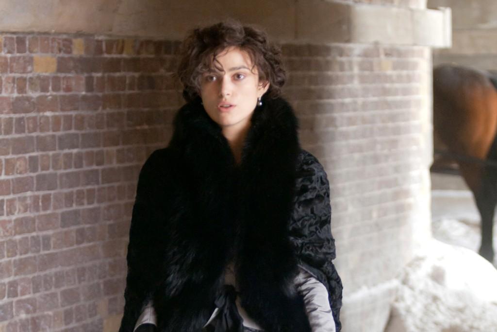 Jacqueline Durran dressed Keira Knightley for Anna Karenina.