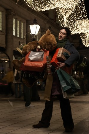 Acording to a study, 43 percent of Black Friday shoppers don't find it fun.
