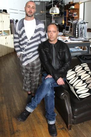 Steven Cox and Daniel Silver