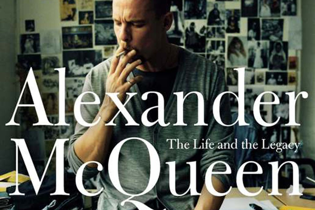 """""""Alexander McQueen: The Life and the Legacy"""" by Judith Watt."""