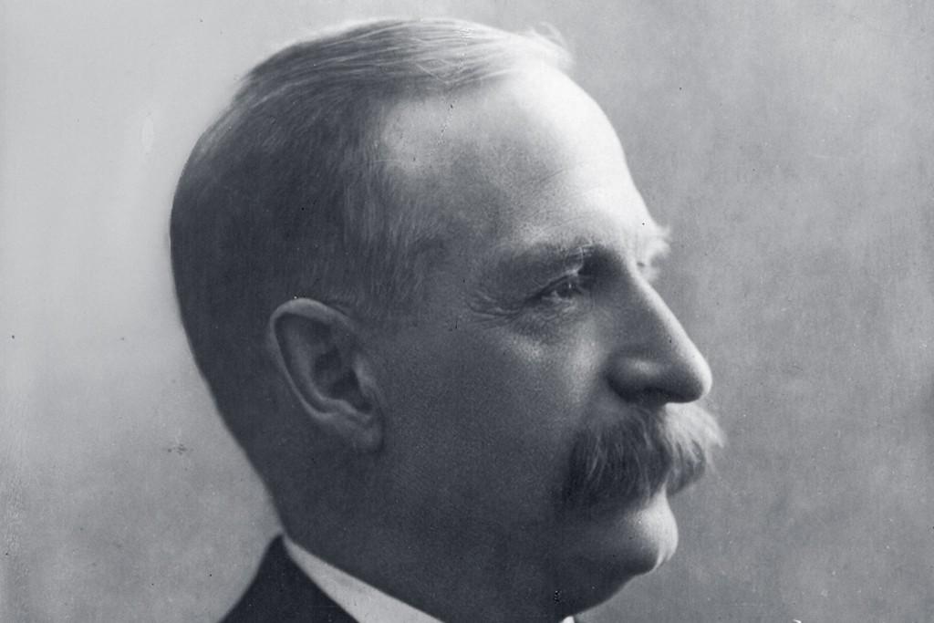 John H. Holt, circa 1900.