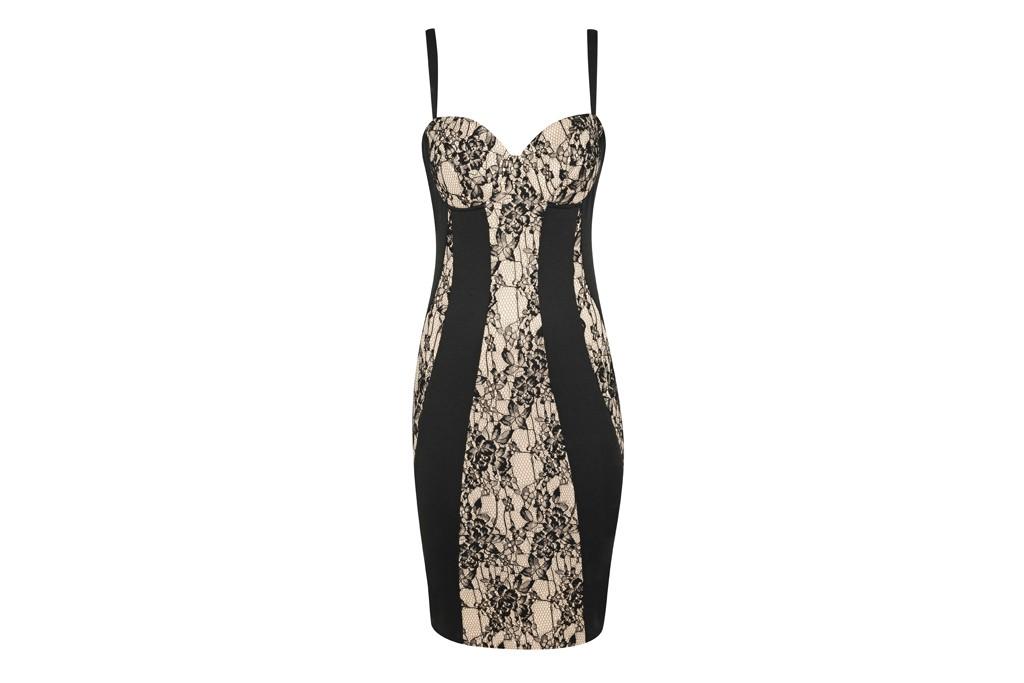 A dress from the Kardashian Kollection.