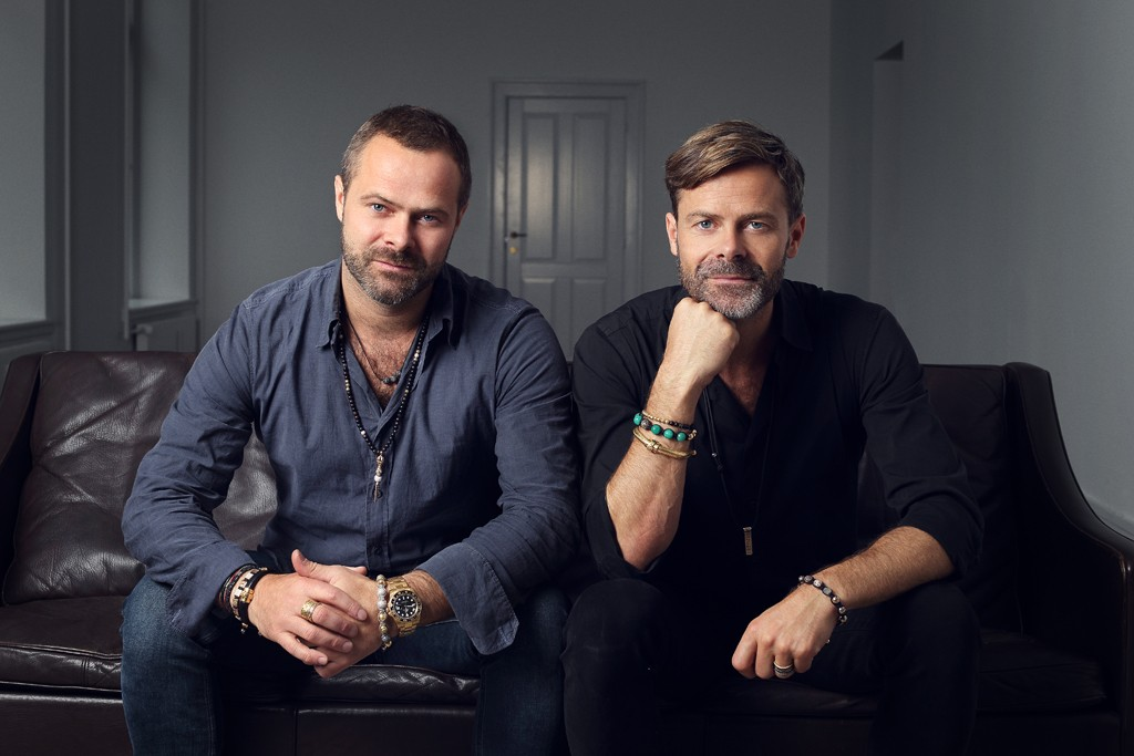 Mikkel and Mads Kornerup