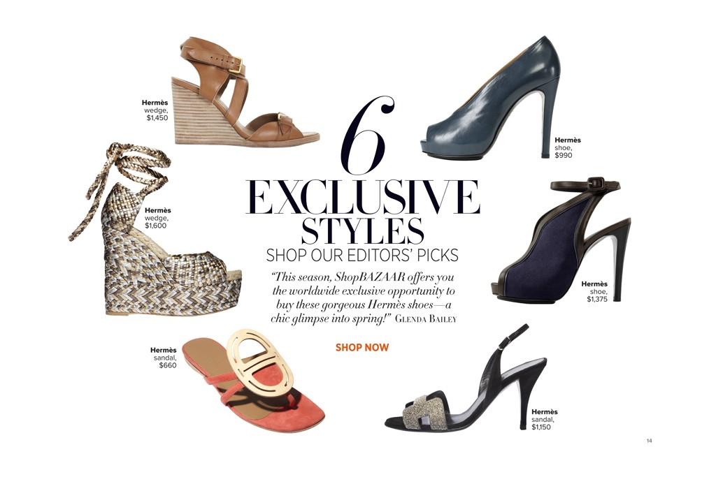 Editors Hermès picks.
