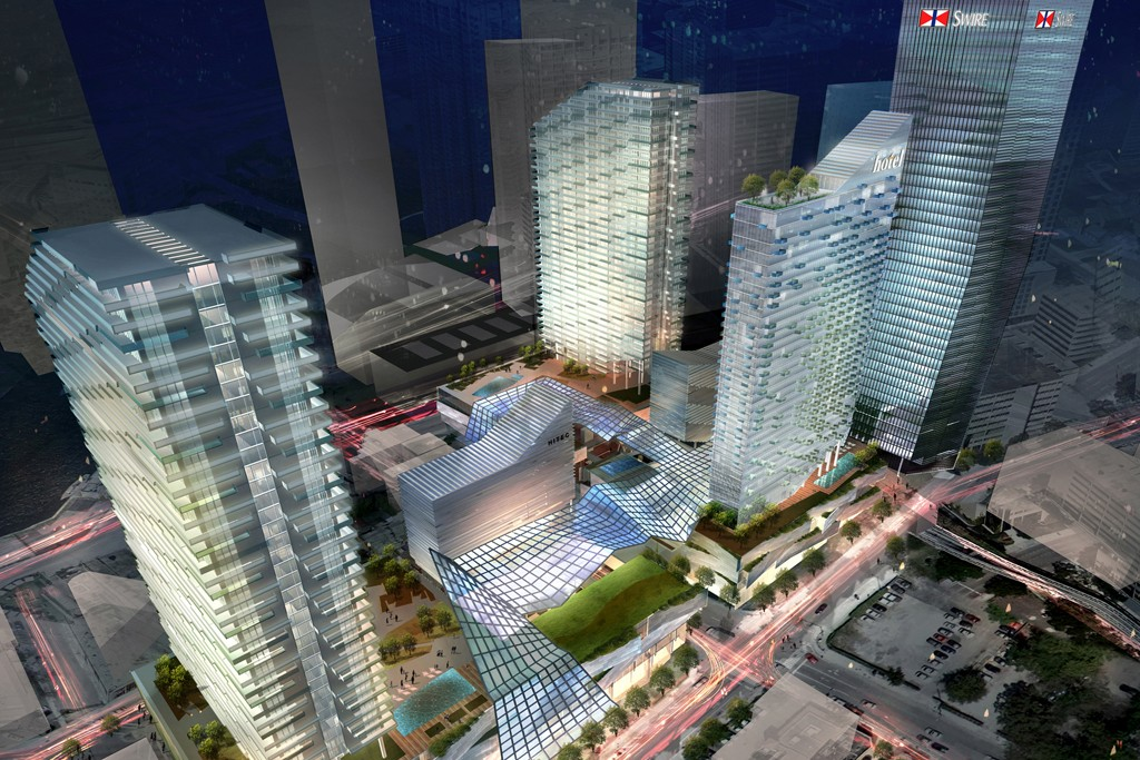 The Brickell CitiCentre is slated to open in 2015.