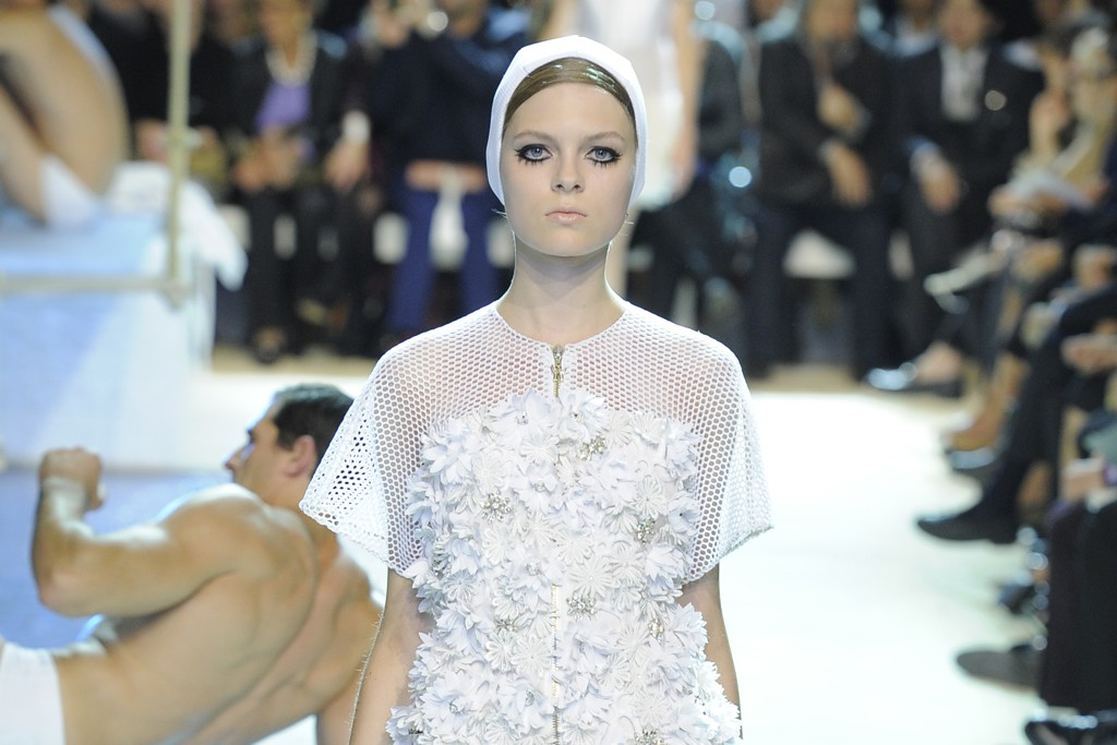 Moncler Gamme Rouge RTW Spring 2013