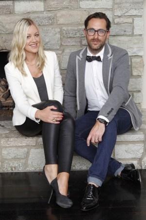 Heath Wells and Olivia Skuza