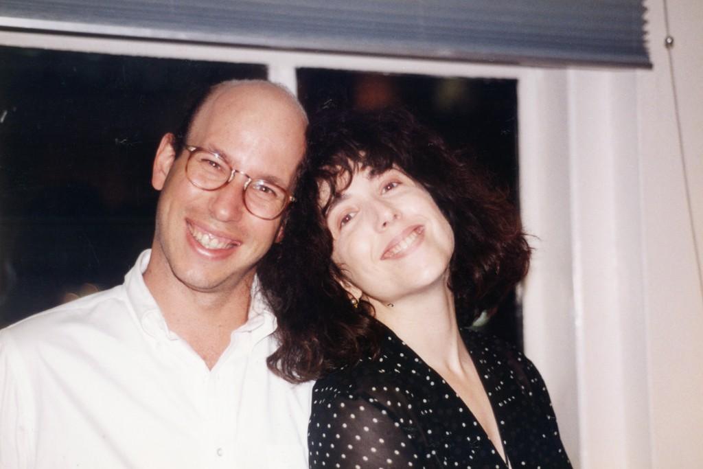 David Rubin and Jennifer George