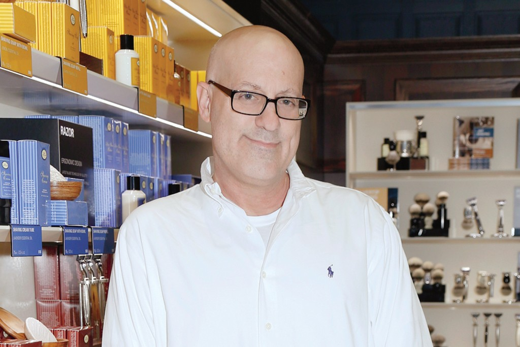 The Art of Shaving Shopper: Larry Chaityn