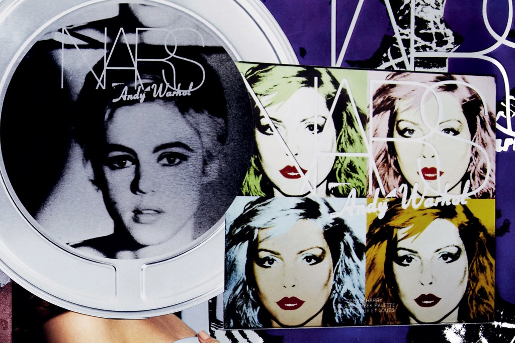 2012 WWD Beauty Inc. Awards - Prestige Color Cosmetics Product Of The Year: NARS Andy Warhol Collection
