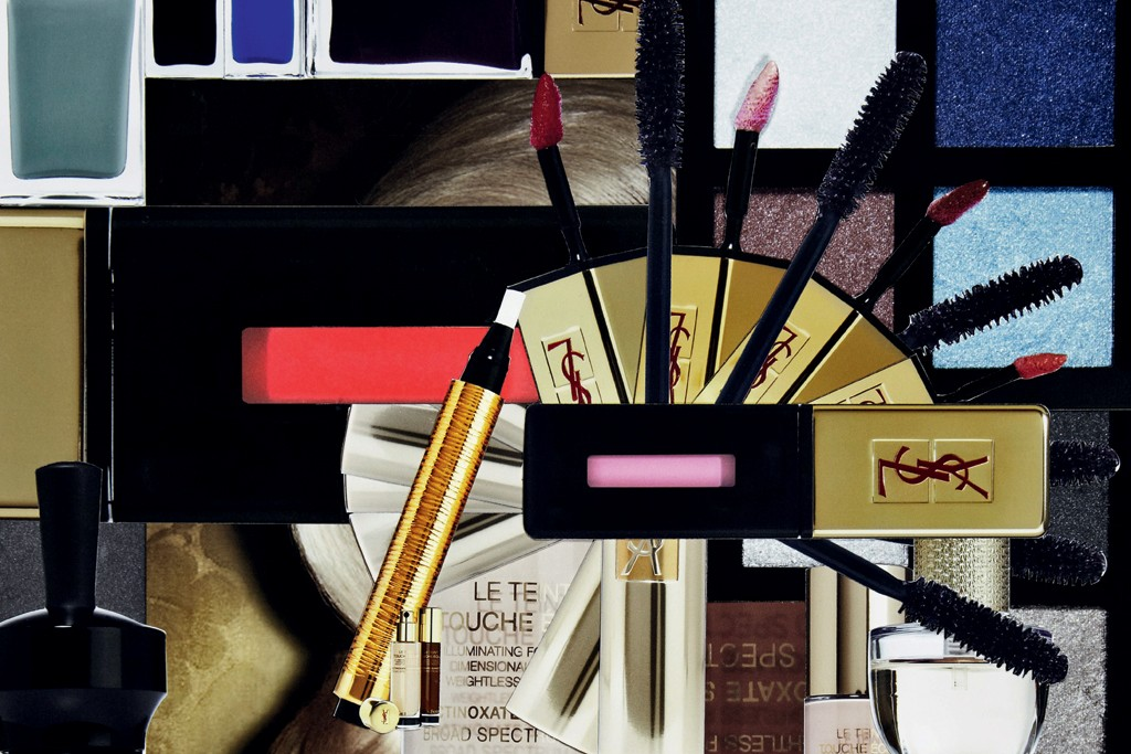 2012 WWD Beauty Inc. Awards - Prestige Brand Of The Year: Yves Saint Laurent Beauté