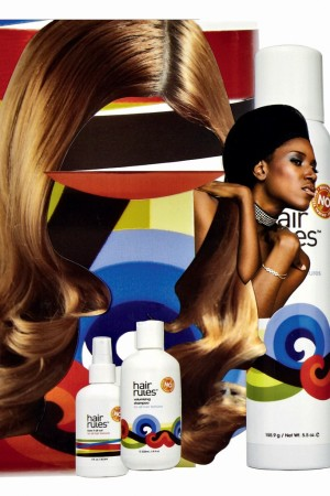 2012 WWD Beauty Inc. Awards - Mass Newcomer Of The Year: Hair Rules