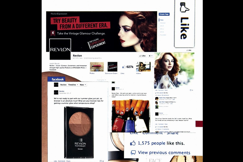 2012 WWD Beauty Inc. Awards - Mass Digital Innovator: Revlon