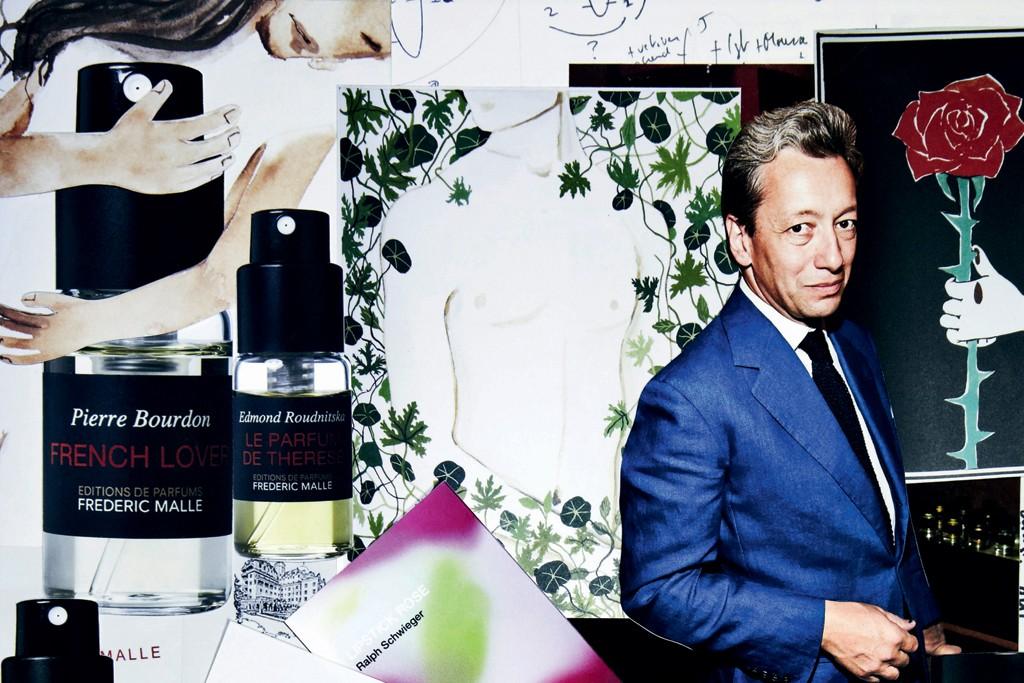 2012 WWD Beauty Inc. Awards - Creative Influencer: Frédéric Malle