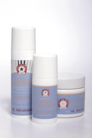First Aid Beauty's Eye Cream.