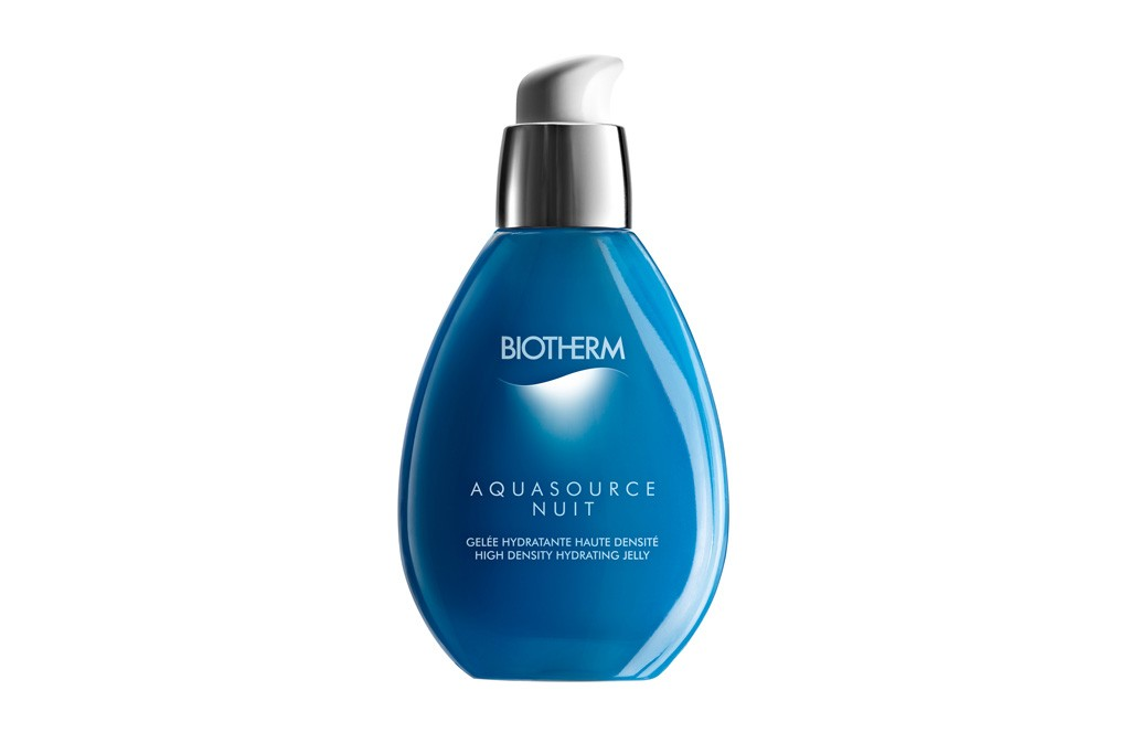 An Aquasource Nuit product from Biotherm.