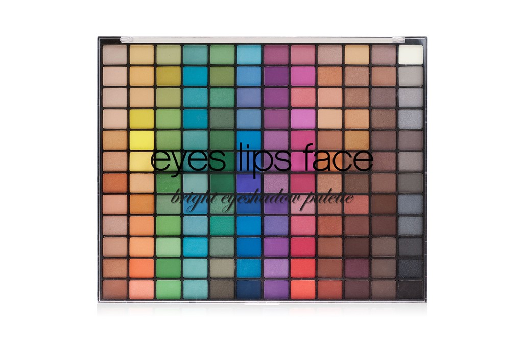 Bright Eyeshadow Palette by E.l.f. Cosmetics.
