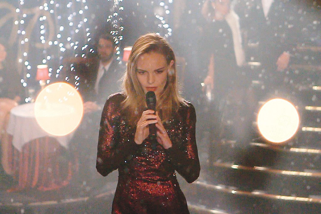 Kate Bosworth for Topshop.