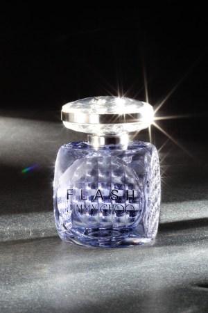 Jimmy Choo's Flash fragrance.