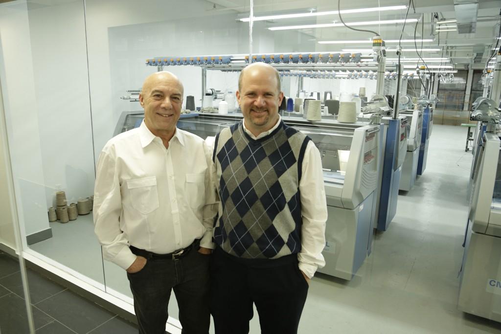 Ricky Schiffer and Leonard Keff