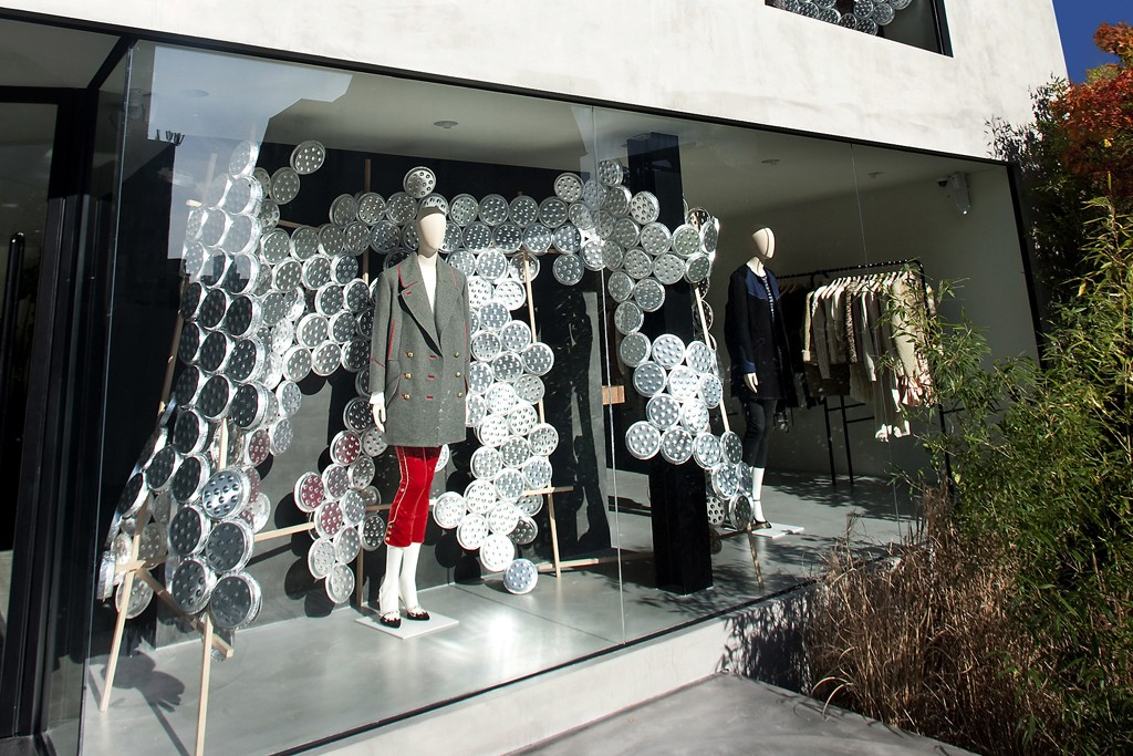 The Isabel Marant store in Seoul