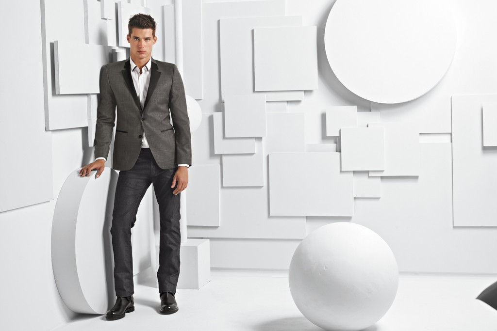 Saks Fifth Avenue has merged clothing and sportswear in its stores.