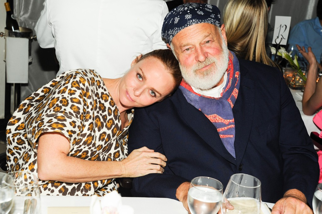Stella McCartney and Bruce Weber