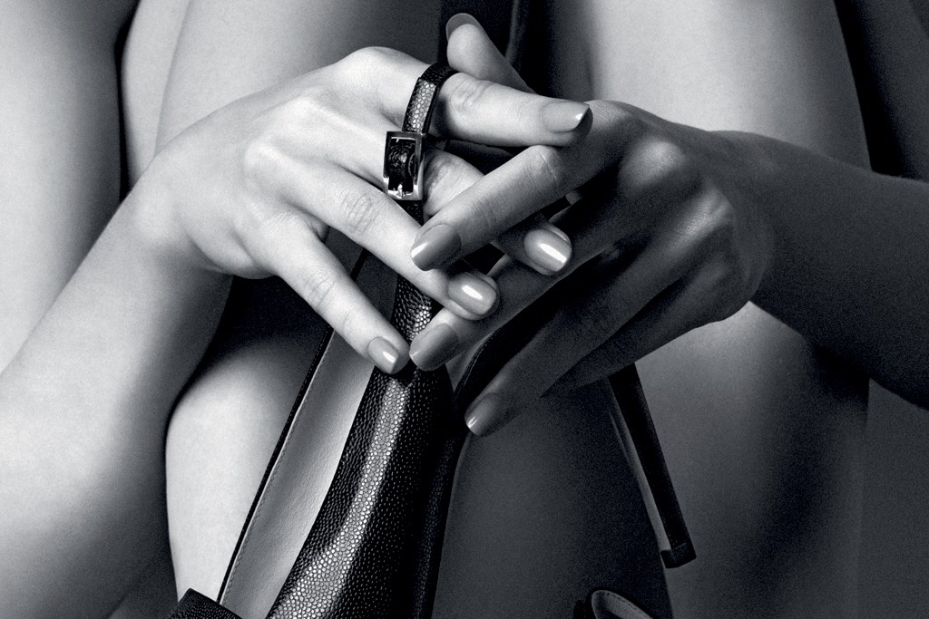 Slingbacks from the Stella Luna spring-summer 2013 collection.