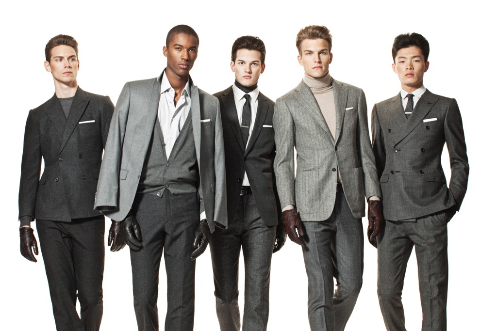 Tailored looks will be trending in fall 2013.