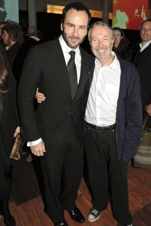 Tom Ford and Terry Jones