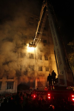 The factory fire in Bangladesh spotlighted industry problems.