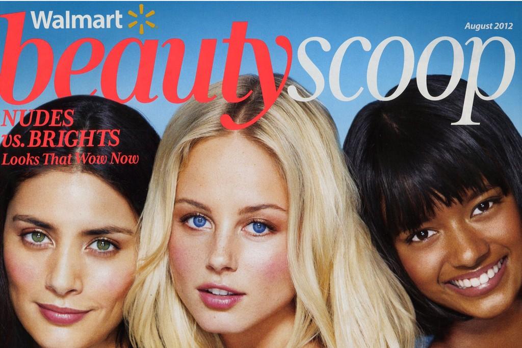 Wal-Mart's BeautyScoop.