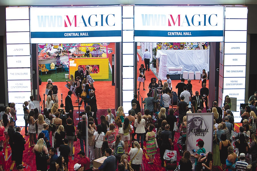 WWDMAGIC is staged at the Las Vegas Convention Center.