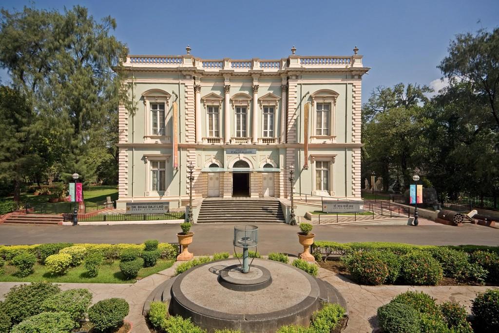 The Dr. Bhau Daji Lad Museum in Mumbai, India.