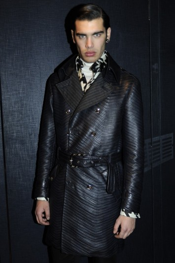Angelo Galasso Men's RTW Fall 2013