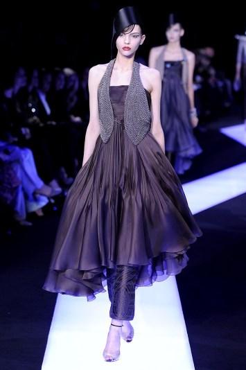 Armani Privé Spring Couture 2013