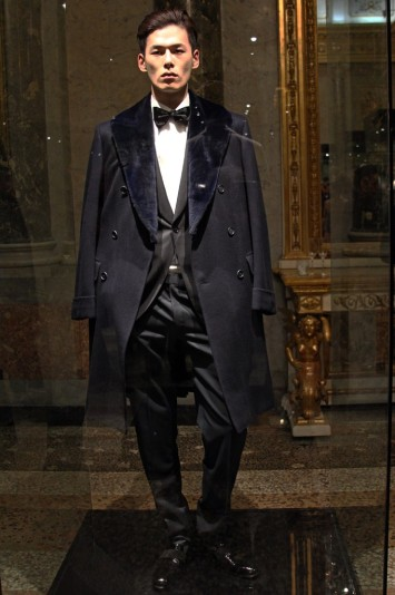 Brioni Men's RTW Fall 2013