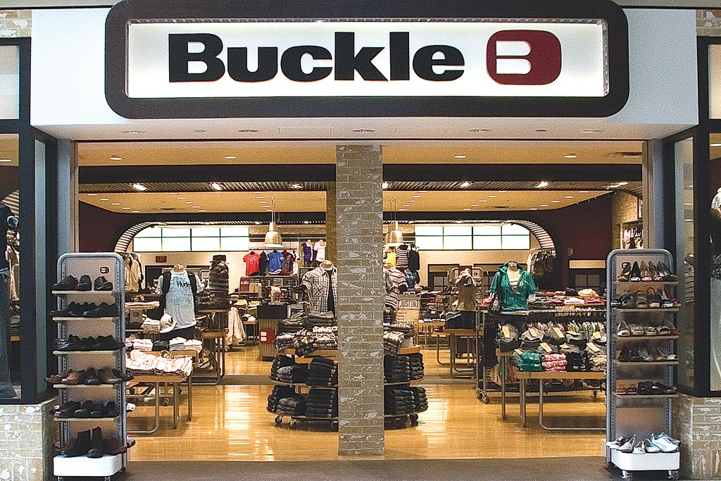 A Buckle store