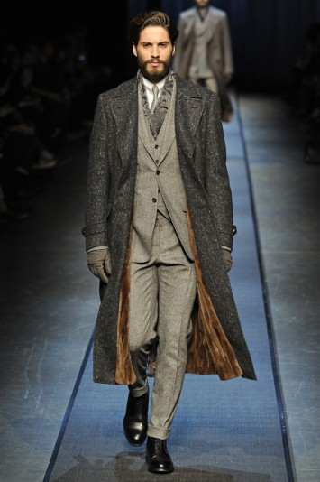 Canali Men's RTW Fall 2013