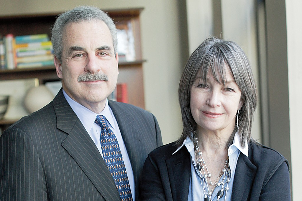 Harold S. Koplewicz and Brooke Garber Neidich