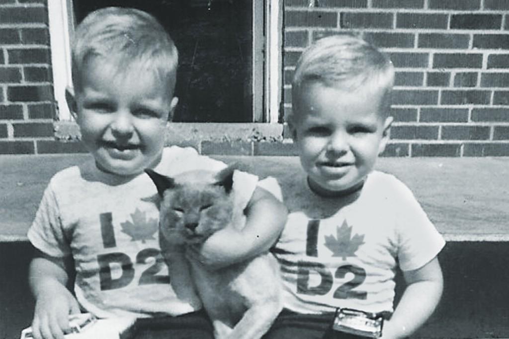 Dean and Dan Caten