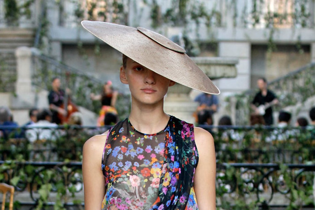 A spring look from Delpozo.